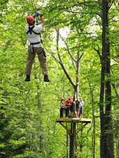 UD - Deerfield Valley Canopy Tours