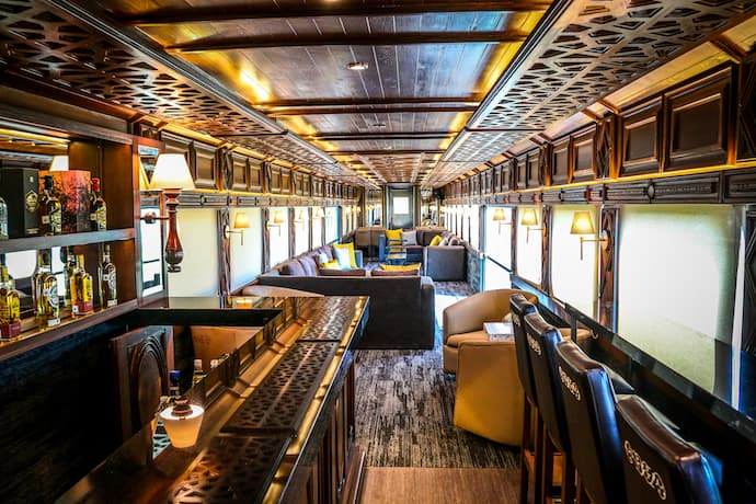 All Aboard the Tequila Train