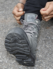 UD - Palladium Boots