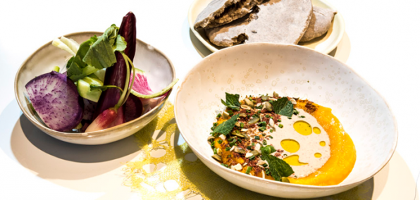 Jean-Georges's Latest, abcV, Is Beautiful. Of Course It's Beautiful.