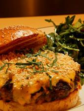 UD - MacNCheese Burger
