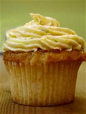 UD - Bourbon Cupcakes