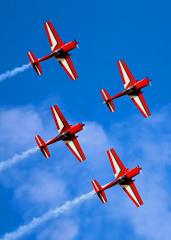 UD - Aerobatic Thrill Rides