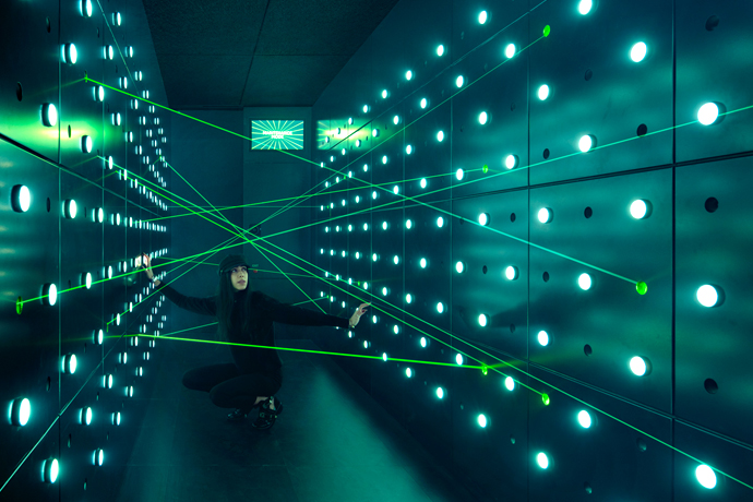 Spyscape An Interactive Museum Dedicated To All Things
