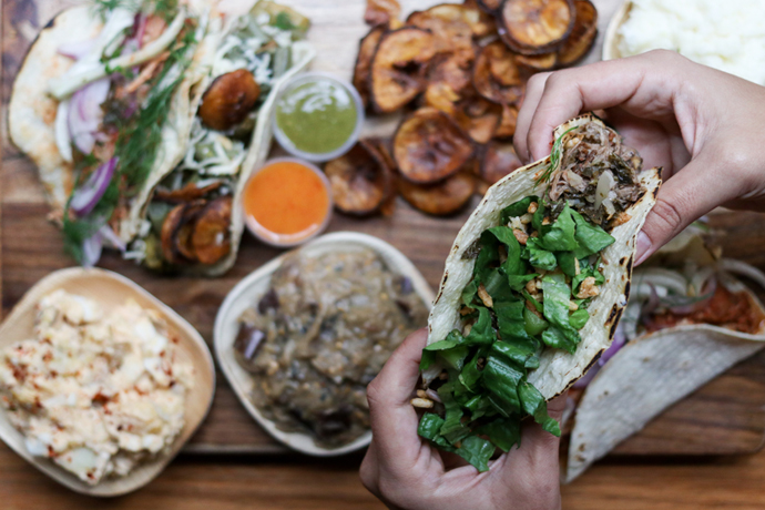 Untamed Taqueria: A Delivery-Only Taco Service from a Former Five Points Chef