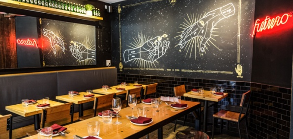 Lamano: A West Village Beauty for Spanish Tapas and Cava Sangria