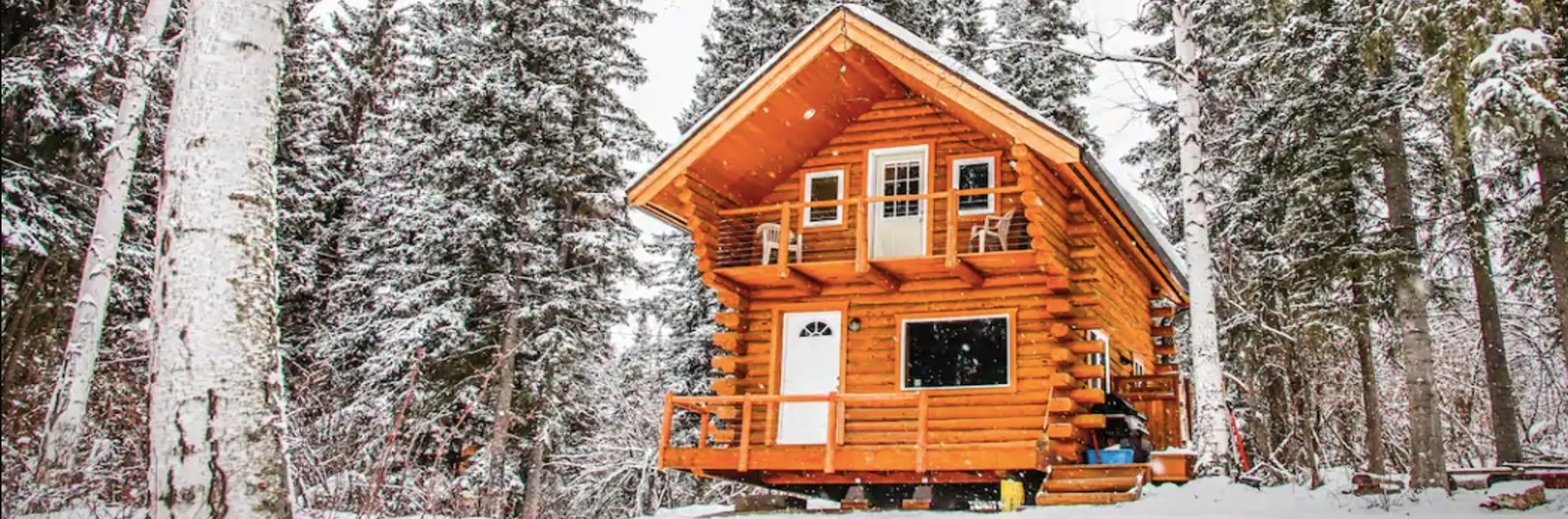 9 Remote Cabins For Riding Out the Holidays