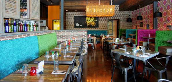 Masti Indian Street Food Atlanta