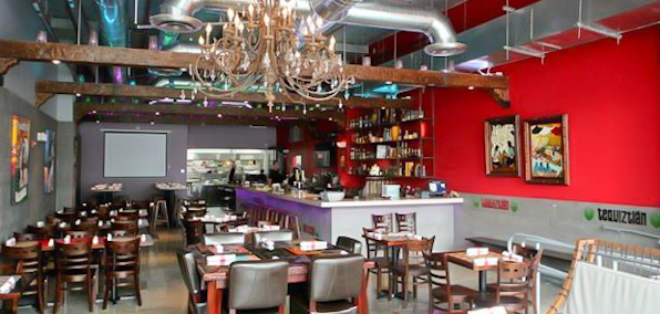Tequiztlan Mexican Restaurant And Tequila Bar Miami Beach High Teq