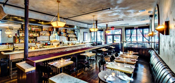Truffle-Duck and Ample Mezcal on the UES