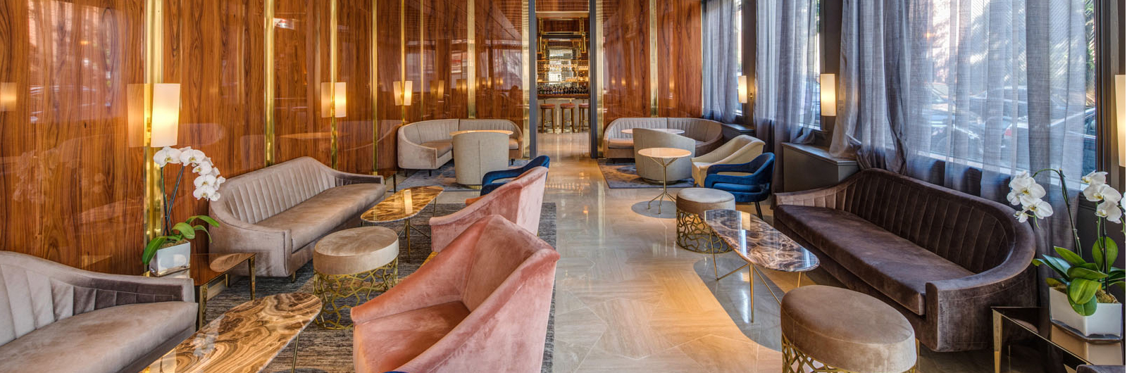Mr. C Seaport: A Luxe New Hotel from the Cipriani Family