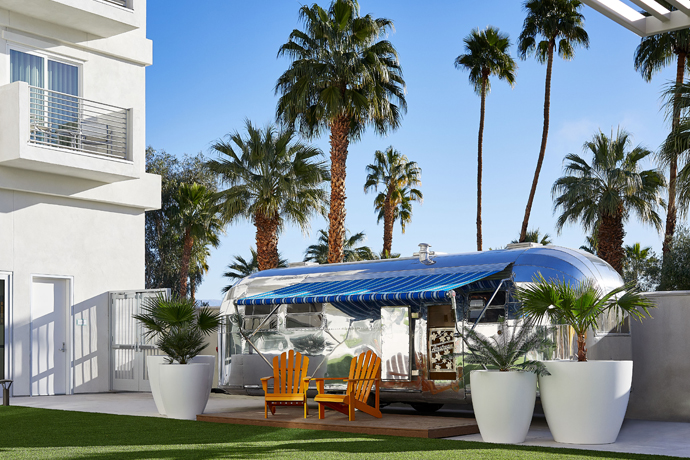 A New Palm Desert Hideaway for Your Pre- and Post-Festival Antics