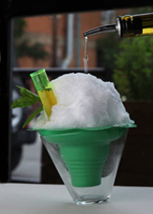UD - Mint Julep Snow Cone