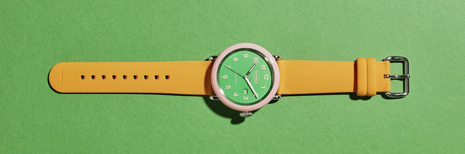 Seven Colorful, Limited-Edition Watches From Your Pals in Detroit