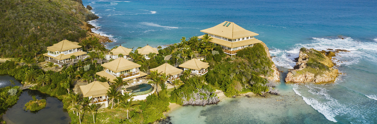 You Can Stay at Richard Branson's Private Caribbean Retreat
