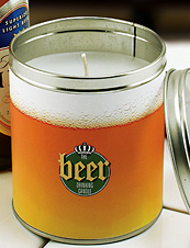UrbanDaddy - Beer Organic Candle
