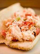 UD - Ed's Lobster Bar Cart