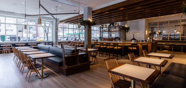 Avocado Salad, Snap Pea Palomas and Other Delights in River North