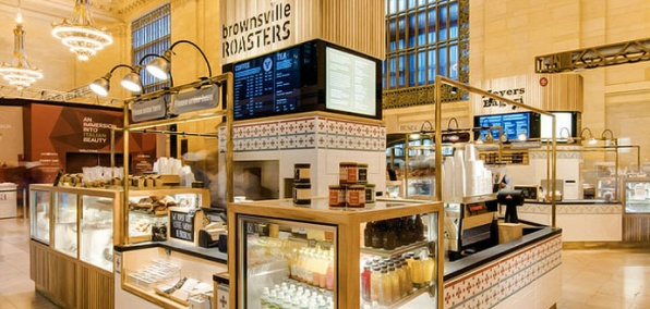Much Nordic Goodness Inside Grand Central
