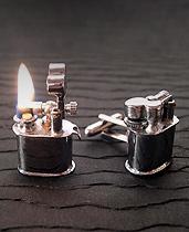 UD - Vintage Lighter Cufflinks