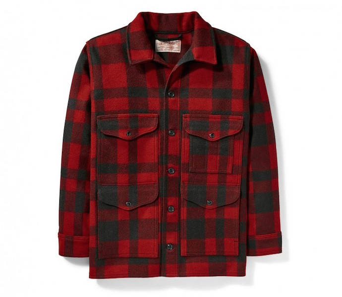 Why Do We Call It Buffalo Plaid Anyway Everything You Ever Wanted To Know About The Present Red And Black Checkered Flannel
