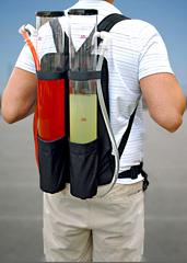 UD - Tailgater Dual Tank Backpack Drink Dispenser