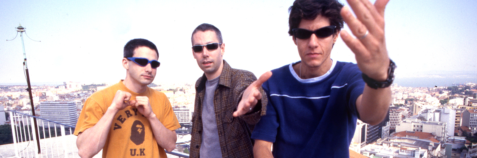 This Interactive Beastie Boys Tribute is Cool as Hell