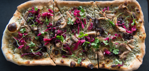 Welcome to the Flats, a World of Imagination as Expressed Through Flatbreads