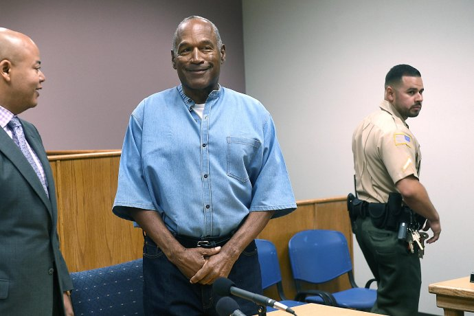 O.J. Simpson, Author of <em>If I Did It</em>, Is Granted Parole