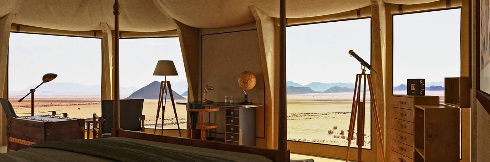 You Can Find This Lux Oasis in the Namibian Desert
