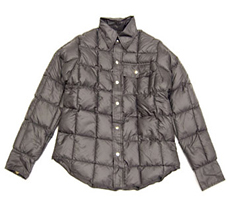 UrbanDaddy - Down Shirt Jacket by Crescent Down Works