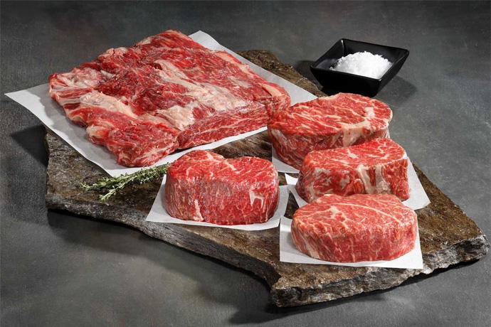This Year, Give the Gift of Wagyu Steak