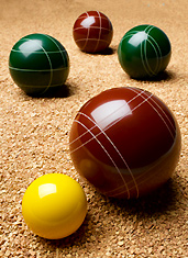 UD - Indoor Bocce Tournament at Ormsby's