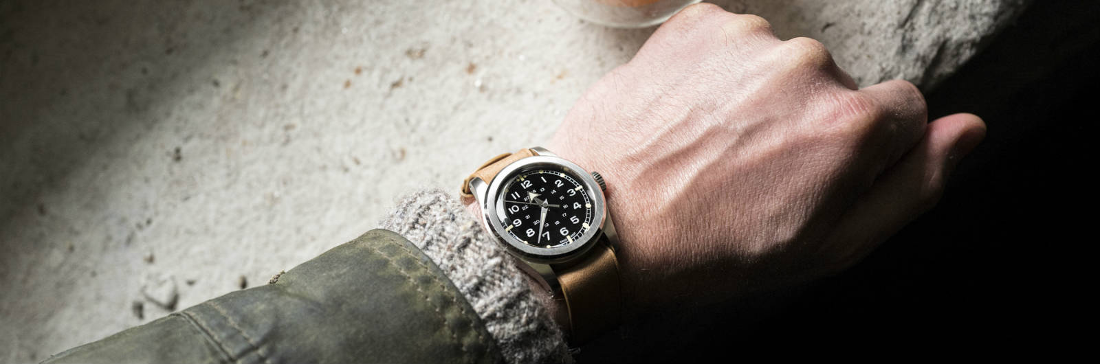 Handsome Watches Inspired by the British Army