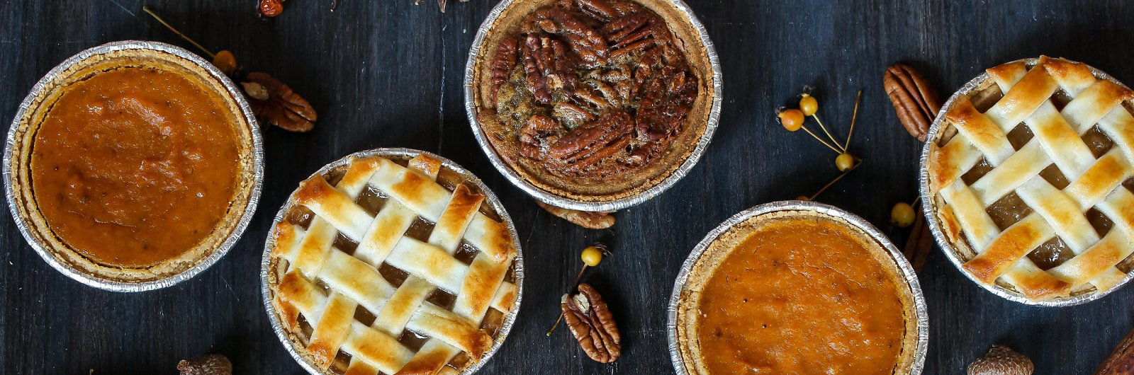 The Finest Thanksgiving Pies in All the Land, Delivered