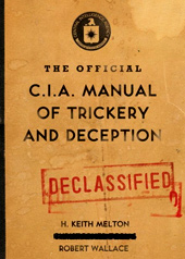 UD - The C.I.A. Manual of Trickery and Deception
