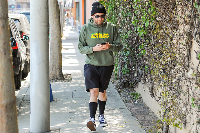 fa9ba44f8b Last week, The New York Times Men's Style section gave a ringing  endorsement of spring's latest trend: high socks with shorts.