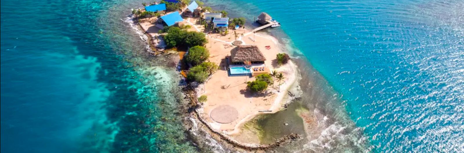 A Private Island in Belize To Call Your Own