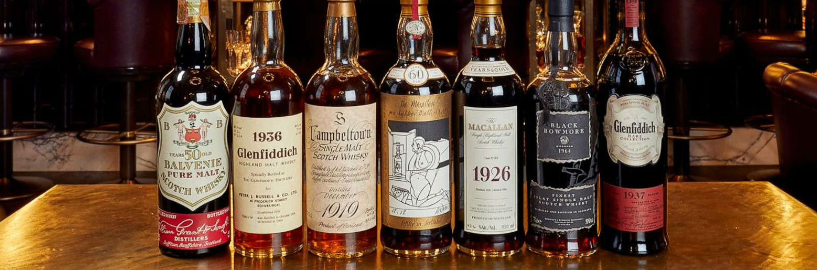 The World's Largest Private Whiskey Collection Hits the Auction Block