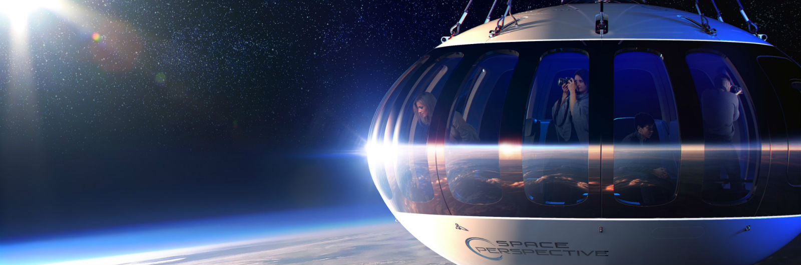 You Can Take This Giant Balloon to the Edge of Space