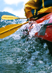 UD - Savage River Dam Release Rafting