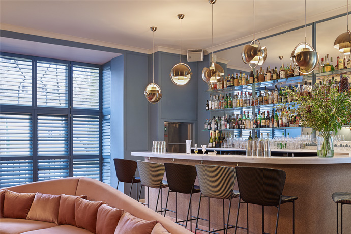 A Private Mayfair Hangout From Experimental Cocktail Club