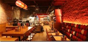 Best restaurants near madison square garden new york city urbandaddy for Best pizza near madison square garden