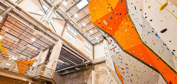 First Ascent Climbing & Fitness - Chicago | Built to Scale