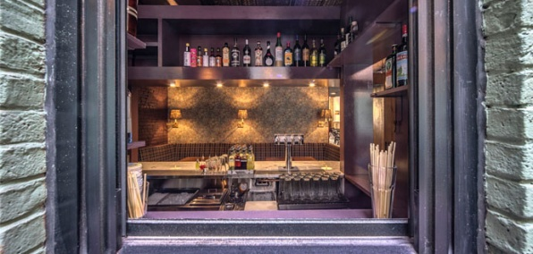 Stay Gold: Another Floral Drinking Den From The Up & Up Guys