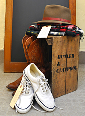 UD - Butler + Claypool