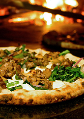 UD - Pizzeria Posto's Mobile Pizza Oven