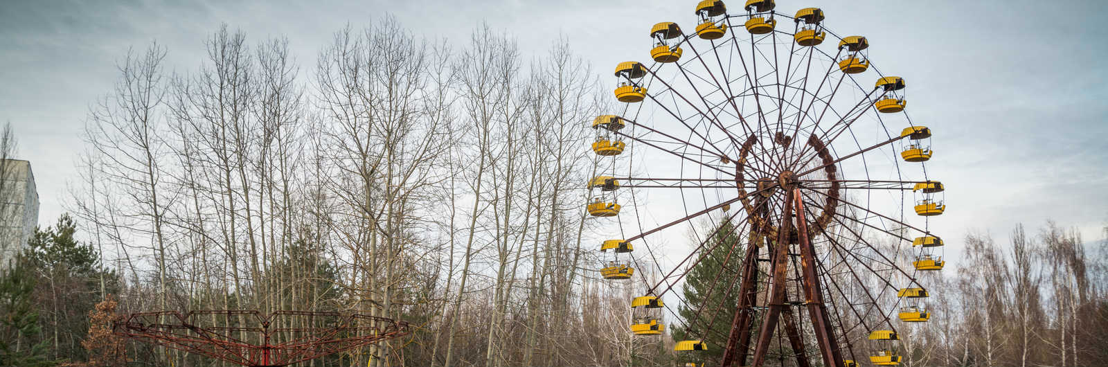 You Can Visit Chernobyl's Exclusion Zone