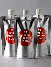 UD - Sneak-It-In Disposable Flasks