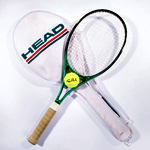 George Bush Senior's Tennis Racket